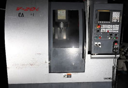 LEADWELL V20i VERTICAL MACHINING CENTRE