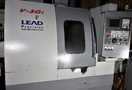 LEADWELL V30i VERTICAL MACHINING CENTRE
