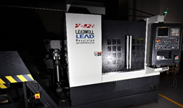 LEADWELL V32i VERTICAL MACHINING CENTRE